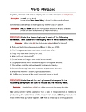 Verbs, Adverbs, Prepositions, Conjunctions. Parts of speec