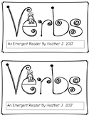 Verbs!  An Emergent Reader of Action Words