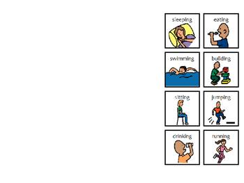 Verbs...An Interactive Book