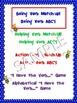 VERBS: Being Verb FREEBIE (activities, games, assessments,