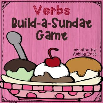 Regular and Irregular Verbs Game