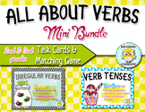 Simple Tense & Irregular Verbs Bundle
