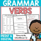 Verbs Worksheets and Activities | TpT Digital Activity Dis
