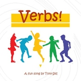 Verbs! - Exciting Song as a Lesson Starter - Plans, Worksh