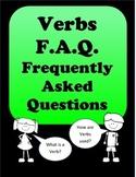 Grammar Worksheets - Verbs