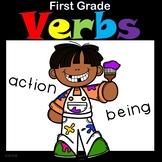 Verbs First Grade