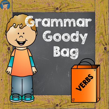 Verbs Grammar Goody Bag