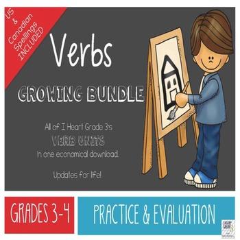 Verbs Growing Bundle