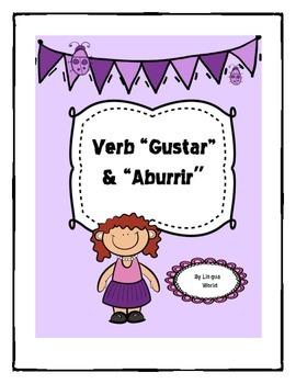 Verbs: Gustar and Aburrir in Spanish