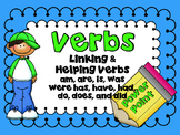 Verbs Helping Verbs and Linking Verbs