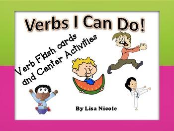 Verbs I Can Do!