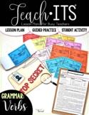 Verbs Lesson Plan