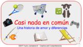 Verbs Like GUSTAR- Casi nada en comun- a TPRS story