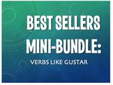 Best Sellers: Spanish Verbs Like Gustar