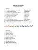 Spanish Verbs Like Gustar Song Titles