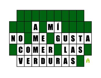 Spanish Verbs Like Gustar Wheel of Spanish