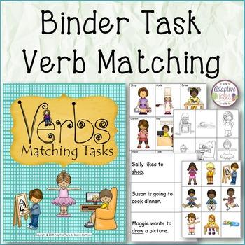 BINDER TASK Verb Matching