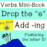 Verbs Mini-Book (Drop e add ing)