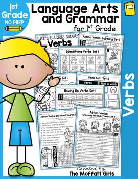 Verbs NO PREP Packet