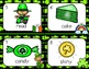 Verbs, Nouns, Adjectives  St. Patrick's Day Scoot/ Write The Room