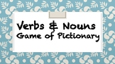Verbs & Nouns - Game of Pictionary