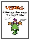 Verbs - October Fun Learning Activities