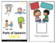 Verbs Parts of Speech Adapted Book [Level 1 and Level 2] | Verb Adapted Book