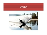 Verbs - Parts of Speech PowerPoint