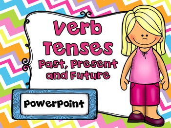 Verbs Past, Present, and Future Tense