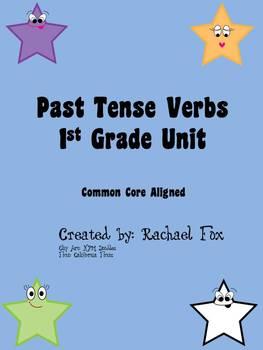 Verbs - Past Tense
