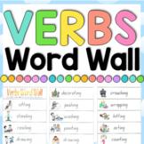 Verbs Word Wall