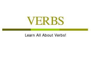 Verbs Power Point