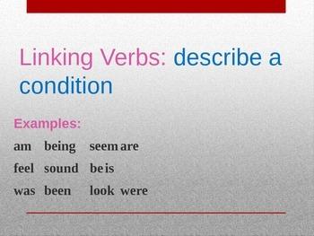Verbs Powerpoint