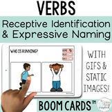 Verbs- Present Progressive Verbs- Receptive & Expressive A