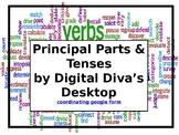 Verbs: Principal Parts & Tenses