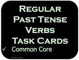 Past Tense Verbs Regular Past Tense Verbs
