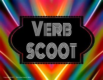 Verbs SCOOT