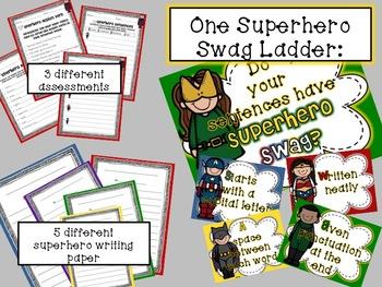 Verbs: Superhero Style