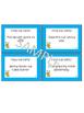 Regular Verbs Task Cards