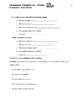 Verbs Test : Types & Correct Usage