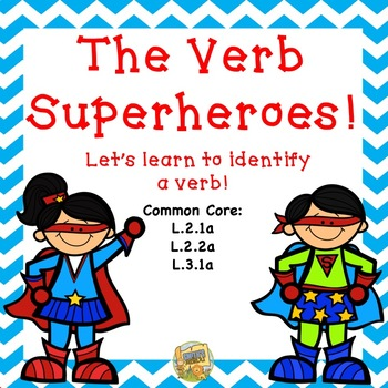 Verbs:  7 activities to Identify Verbs with the The Verb S