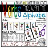 Verbs Through the Alphabet: an ABC Display for your Classroom!