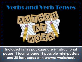 Verbs & Verb Tenses
