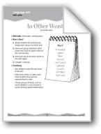 Verbs, Verb Tenses, Irregular Verbs (Ten-Minute Activities)