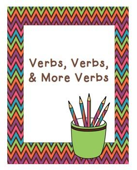 Verbs, Verbs, & More Verbs