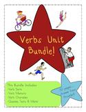 Verbs: Verbs Unit Bundle
