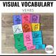 Verbs Visual Cards