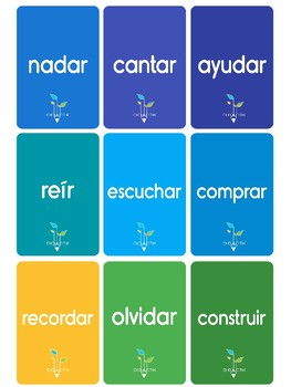 Vocabulary Verbs #2 Flashcards