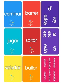 Vocabulary Verbs #1 Flashcards