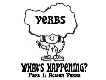 Verbs: What's Happening?